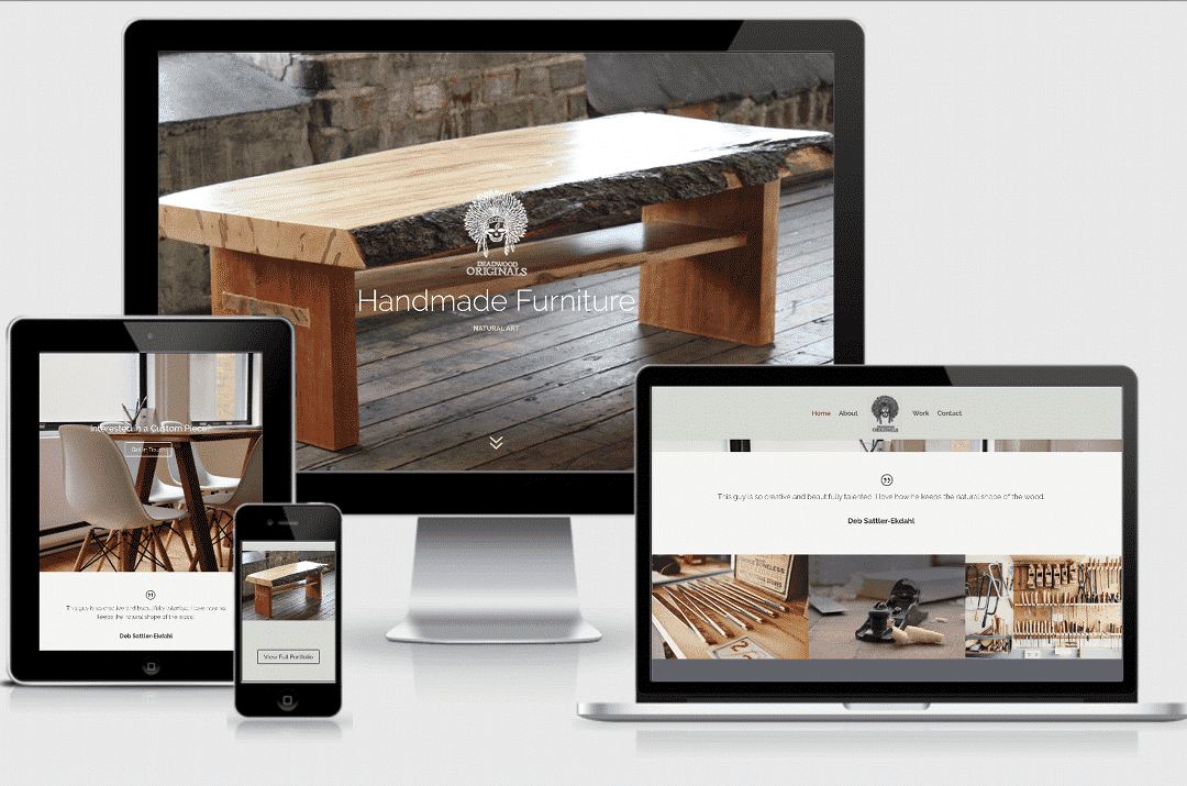 Deadwood Originals Project Responsive